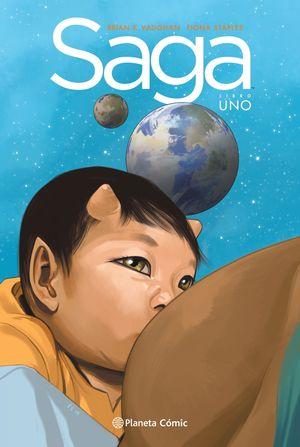 SAGA (INTEGRAL) Nº 01