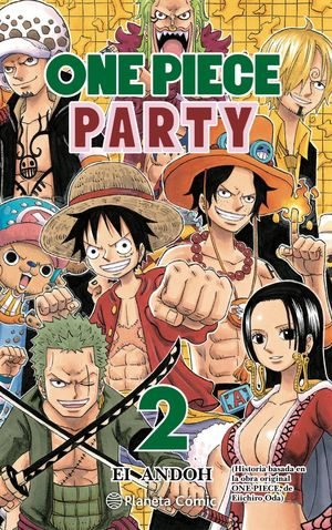 ONE PIECE PARTY Nº 02