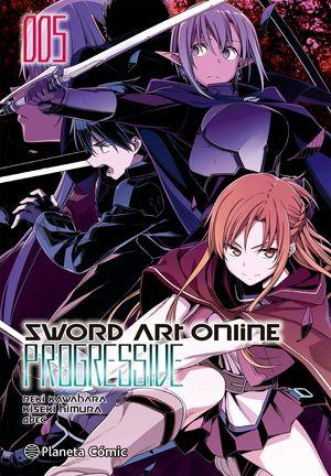 SWORD ART ONLINE PROGRESSIVE Nº 05/07