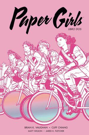 PAPER GIRLS INTEGRAL Nº 02/02