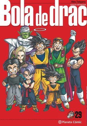 BOLA DE DRAC Nº 29/34