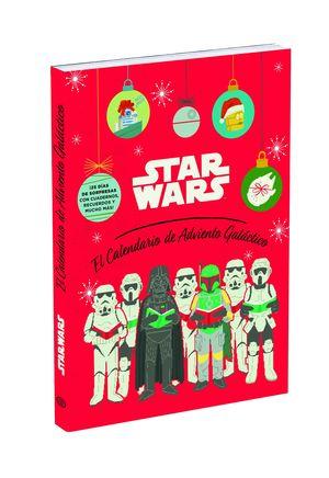 STAR WARS CALENDARIO DE ADVIENTO