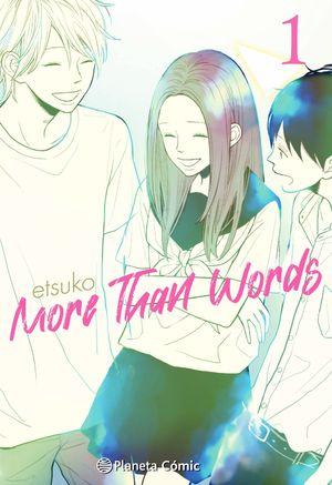 MORE THAN WORDS Nº 01/02
