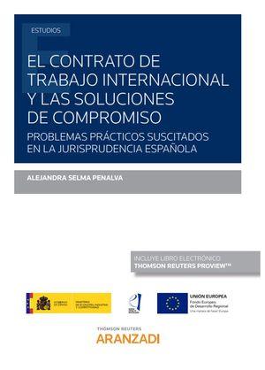 CONTRATO DE TRABAJO INTERNACIONAL Y LAS SOLUCIONES DE COMPROMISO