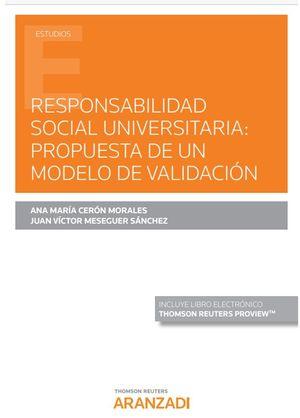 RESPONSABILIDAD SOCIAL UNIVERSITARIA (DUO)