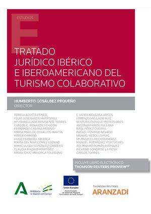 TRATADO JURÍDICO IBÉRICO E IBEROAMERICANO DEL TURISMO COLABORATIV