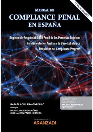 MANUAL DE COMPLIANCE PENAL EN ESPAÑA (PAPEL + E-BOOK)