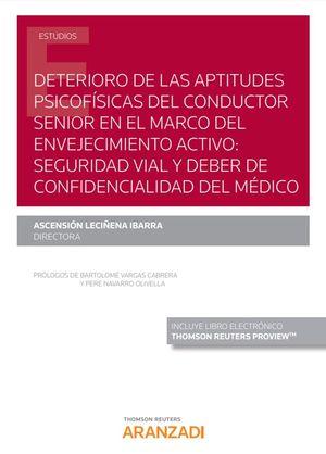 DETERIORO DE LAS APTITUDES PSICOFISICAS DEL CONDUCTOR SENIOR