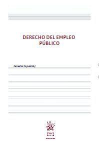 DERECHO DEL EMPLEO PUBLICO