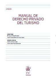 MANUAL DE DERECHO PRIVADO DEL TURISMO 2ª EDICIÓN 2020