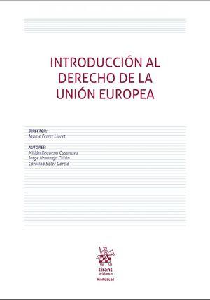 INTRODUCCIÓN AL DERECHO DE LA UNIÓN EUROPEA