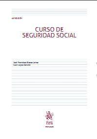 CURSO DE SEGURIDAD SOCIAL 12ª EDICIÓN