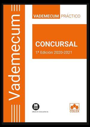 VADEMECUM PRÁCTICO CONCURSAL 2020-2021