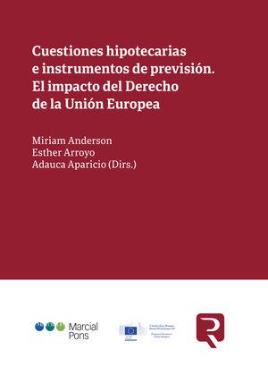 CUESTIONES HIPOTECARIAS E INSTRUMENTOS DE PREVISION.