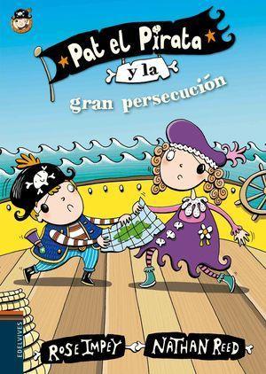 PAT EL PIRATA Y LA GRAN PERSECUCIÓN 8