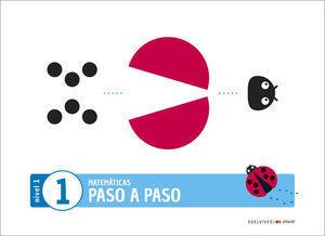 1EI PROYECTO PASO A PASO - NIVEL 1. CUADERNO 1