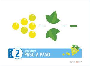 1EI PROYECTO PASO A PASO - NIVEL 1. CUADERNO 2
