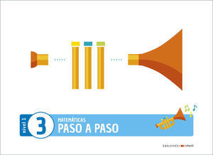 1EI PROYECTO PASO A PASO - NIVEL 1. CUADERNO 3