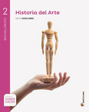 2BTO HISTORIA DEL ARTE DESCUBRE 2016 SANTILLANA