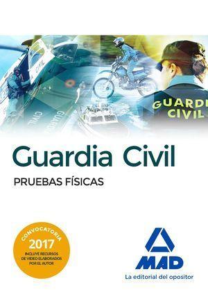 GUARDIA CIVIL. PRUEBAS FÍSICAS 2017