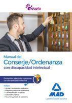 2020 MANUAL DEL CONSERJE / ORDENANZA CON DISCAPACIDAD INTELECTUAL. CONTENIDOS ADAPTADOS