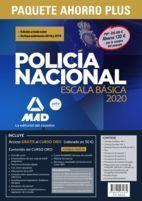 COMPRA ANTICIPADA PAQUETE AHORRO PLUS ESCALA BÁSICA POLICÍA NACIONAL 2020. AHORRA 130€