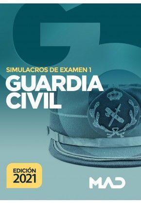 2021 GUARDIA CIVIL SIMULACROS 1 MAD