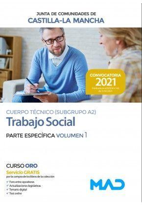 2021 TRABAJO SOCIAL JCCM TEMARIO ESPECIFICO 1 MAD