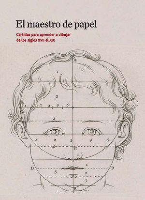 EL MAESTRO DEL PAPEL. CARTILLAS PARA APRENDER A DIBUJAR DE LOS SIGLOS XVII AL XI
