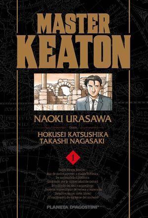 MASTER KEATON Nº1