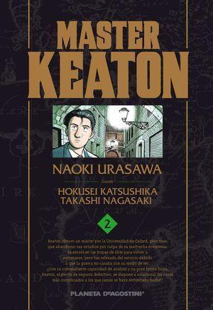 MASTER KEATON Nº2