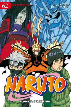 NARUTO Nº62