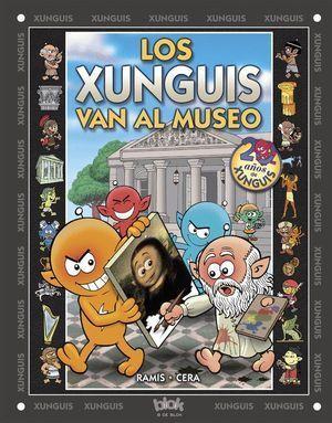 XUNGUIS EN EL MUSEO, LOS (XUNGUIS Nº 20)