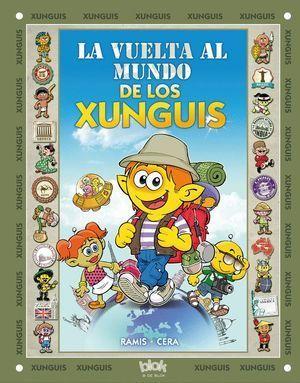 VUELTA AL MUNDO DE LOS XUNGUIS