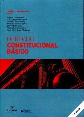 DERECHO CONSTITUCIONAL BÁSICO 2015