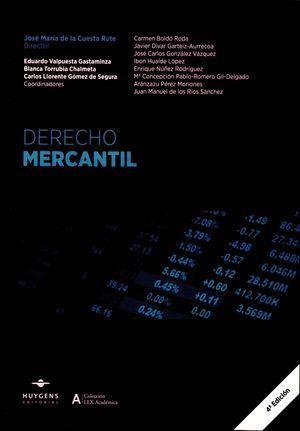DERECHO MERCANTIL 2015