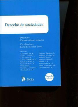 DERECHO DE SOCIEDADES. 2015