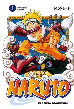NARUTO CATALÀ Nº1