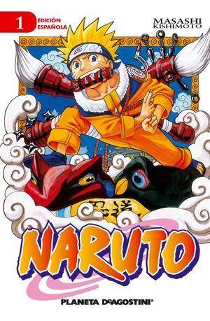 NARUTO (PDA) CASTELLANO Nº01