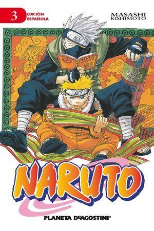 NARUTO Nº 03