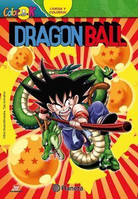 DRAGON BALL COLOR K