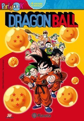 DRAGON BALL PARTY K