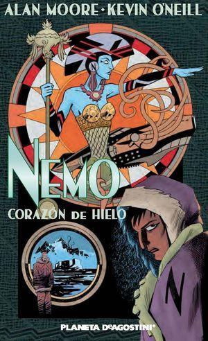 THE LEAGUE OF EXTRAORDINARY GENTLEMEN NEMO: CORAZÓN DE HIELO