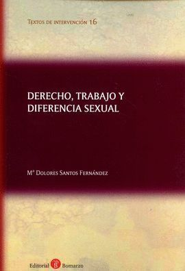 DERECHO, TRABAJO Y DIFERENCIA SEXUAL