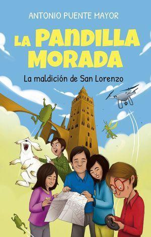 PANDILLA MORADA, LA. LA MALDICIÓN DE SAN LORENZO