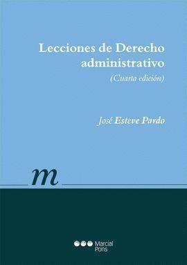 LECCIONES DE DERECHO ADMINISTRATIVO, 2014