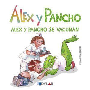 ALEX Y PANCHO SE VACUNAN