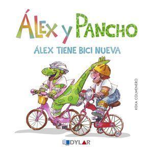 ALEX Y PANCHO TIENE BICI NUEVA