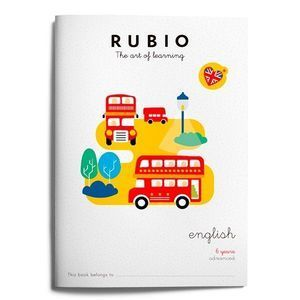 RUBIO THE ART OF LEARNING 6 YEARS ADVANCED