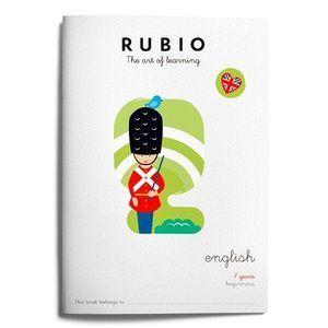RUBIO THE ART OF LEARNING 7 YEARS BEGINNERS